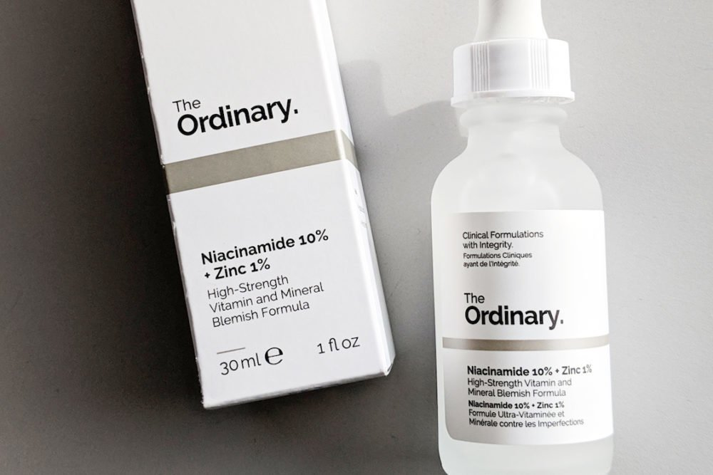 Product Review The Ordinary Niacinamide 10 Zinc 1 Dermletter
